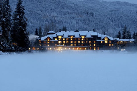 whistler canada ski destination