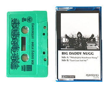 BIG DADDY NUGG | ANTHOLOGY | CASSETTE TAPE | oo71