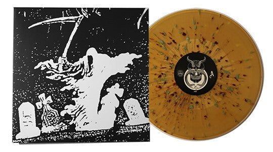 SKULL KATALOG | PISSWORLD ODOR | SPLATTER VINYL LP | oo103