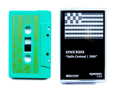 SYNT.TOFS | RADIO CENTRAAL 2008 | CASSETTE TAPE | oo60