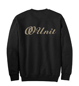 OO-UNIT CREWNECK BLACK | ooOOU