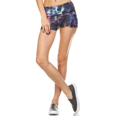 Paint Splatter Hot Short