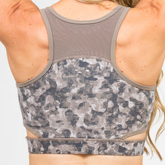 March on Sports Bra