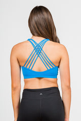 Cross Back Sports Bra-