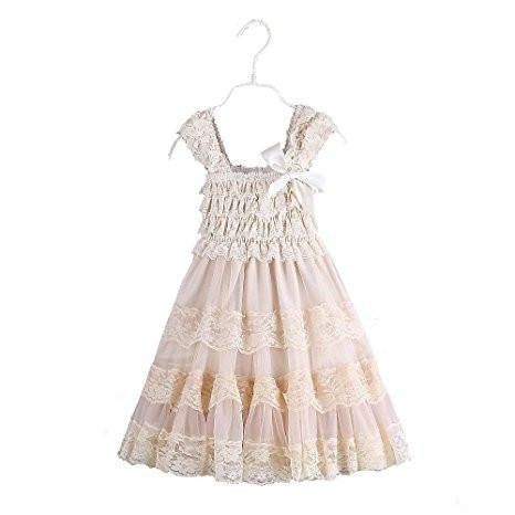 As Seen In Vogue Lace Dress | 2-8T