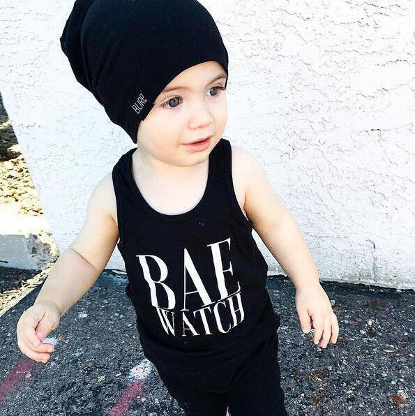 Bae Watch | 12M-5T, Outfits - Rock A Bye Baby Co.