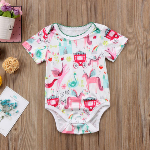 Unicorn Bodysuit | 3 - 18M