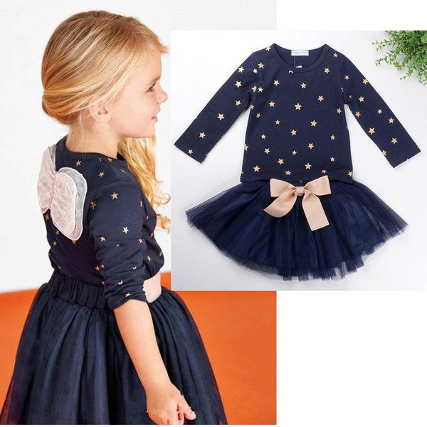 Fairy Princes Dress | 2-6T, Outfits - Rock A Bye Baby Co.