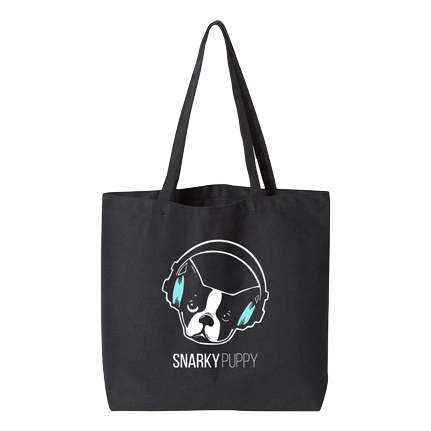 Vinyl LP-Sized Tote Bag