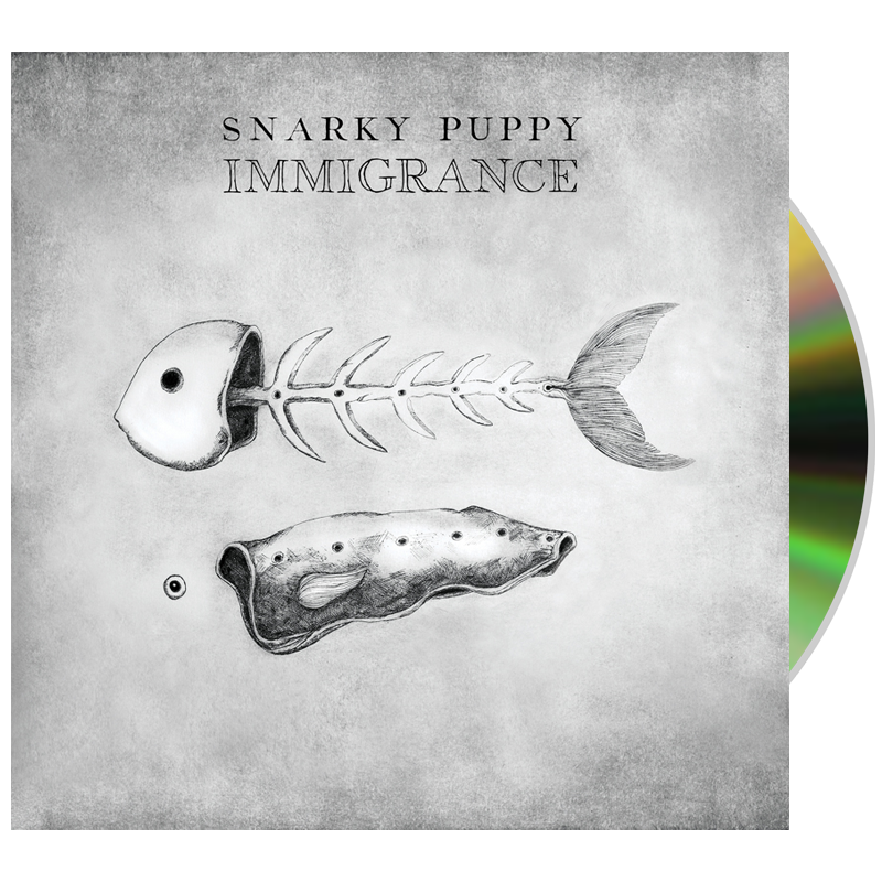 Immigrance [CD] PRE-ORDER