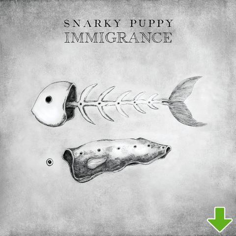 Immigrance [MP3 Download] PRE-ORDER