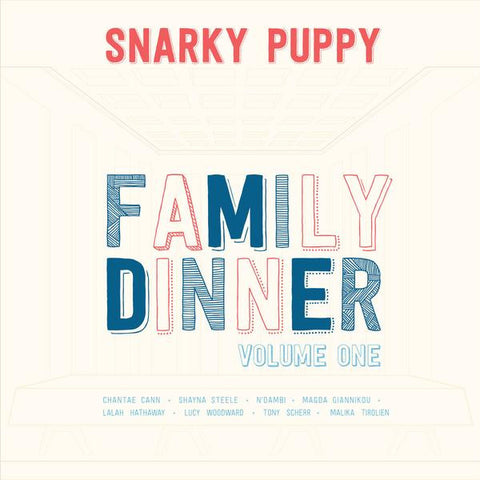 Family Dinner, Vol. 1 [FLAC download]