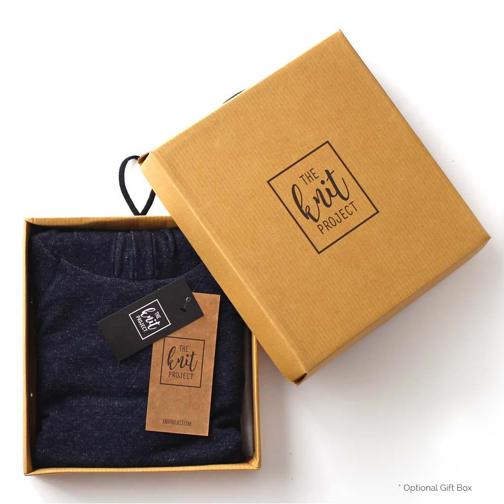 Men's Plated Cotton-Blend Hoodie - Box