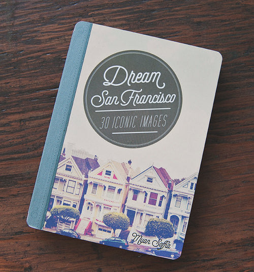 Myan Soffia Dream San Francisco postcard book
