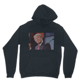 Trump Mosaic of Crying Liberals Classic Adult Hoodie