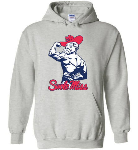 Swole Miss Colonel Rebel Inspired workout tee