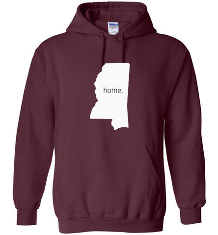 "Mississippi ""Home"" Hoodie"