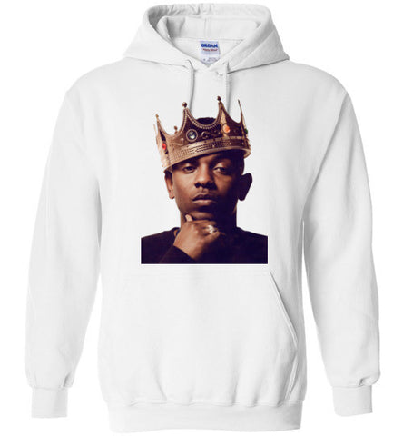 King Kendrick Lamar Hoodie, Multiple Colors