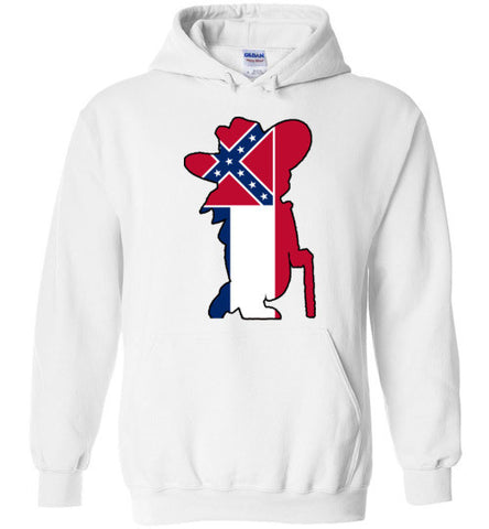 Mississippi Colonel Hoodie