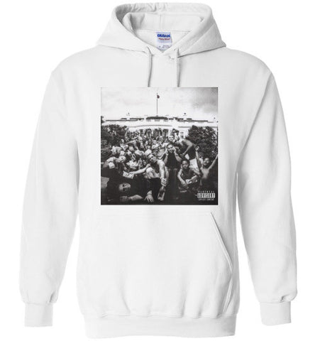 To Pimp A Butterfly Cover Art Hoodie