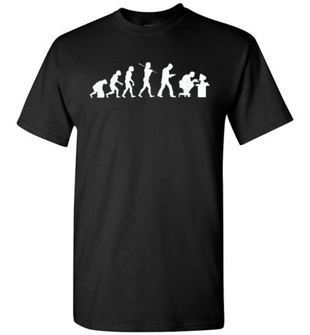 Evolution of Gaming Shirt