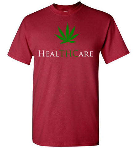 HealTHCare Cannabis  Inspired Shirt