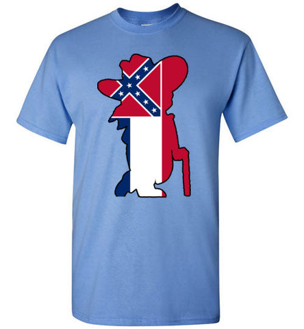 Mississippi Colonel Tee