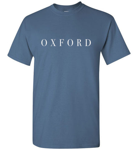 Oxford Square Inspired Shirt