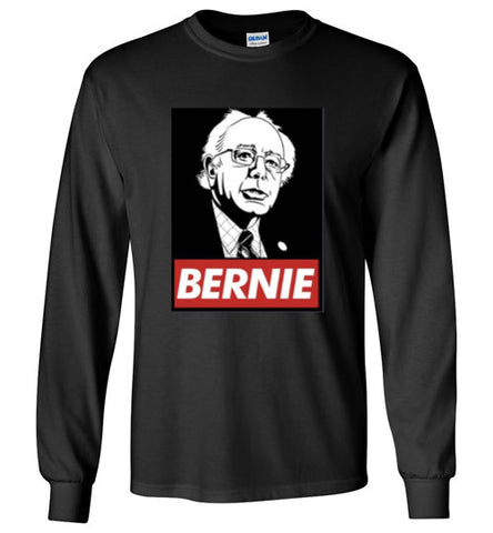 Bernie Sanders Supreme Long Sleeve Tee