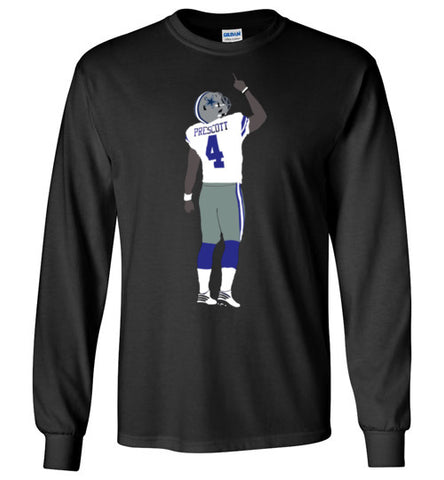 """For you Mom"" Dak Prescott inspired long sleeve shirt"