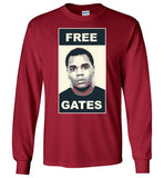 Free Kevin Gates Long Sleeve Tee