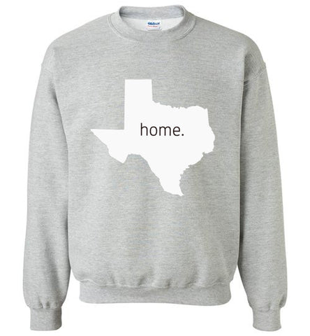 "Texas ""Home"" Sweatshirt"