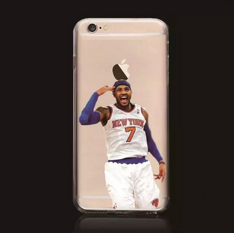 Carmelo Anthony Phone Case