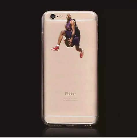 Vince Carter Dunking Phone Case