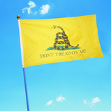 Don't Tread on Me Flag