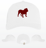 Mississippi State Inspired Bulldog Hat
