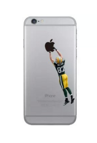 Jordy Nelson Green Bay Packers Inspired TPU Phone Case