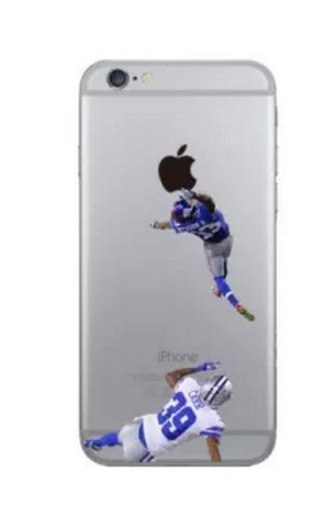 OBJ New York Giants Inspired TPU Case