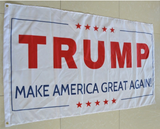 Trump Make America Great Again Flag
