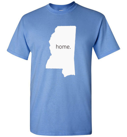 "Mississippi ""Home"" tee"
