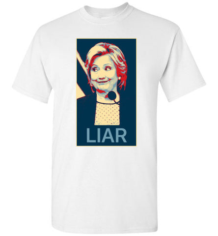 Liar Hillary Clinton Shirt