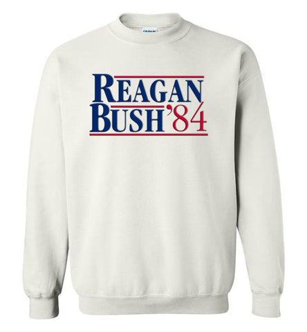 Classic Reagan Bush Sweatshirt