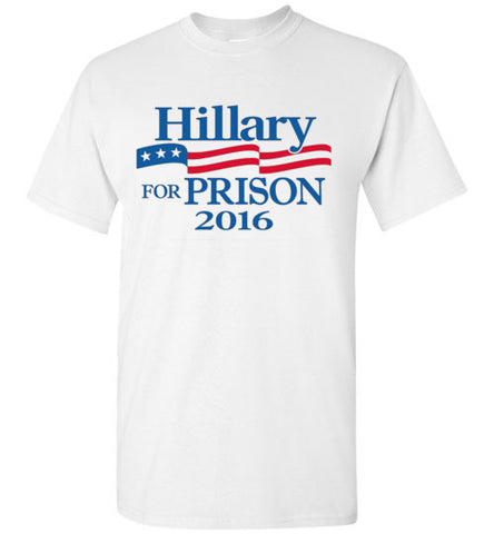 Hillary for Prison Tee