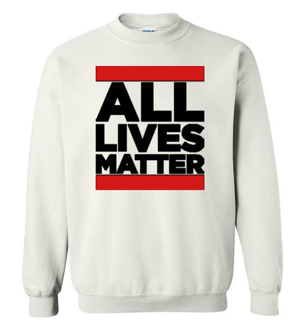 All Lives Matter Sweatshirt