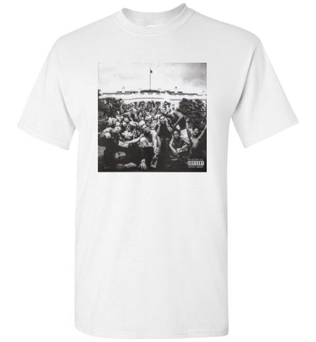 To Pimp a Butterfly Cover Art Tee