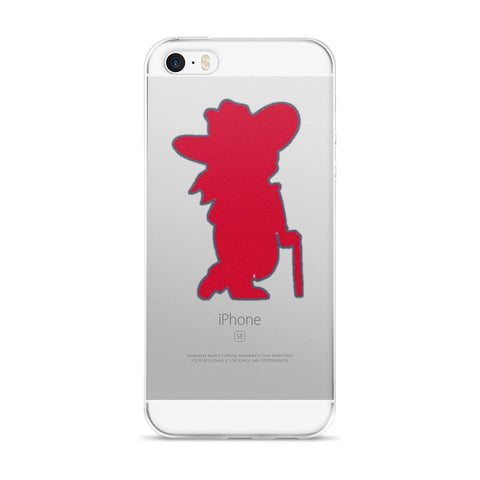 Ole Miss Colonel Reb inspired iPhone case