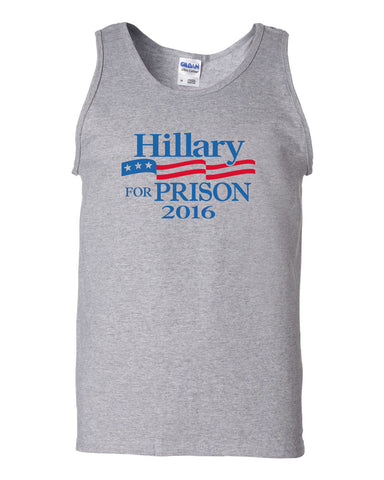 Hillary for Prison Tank Top