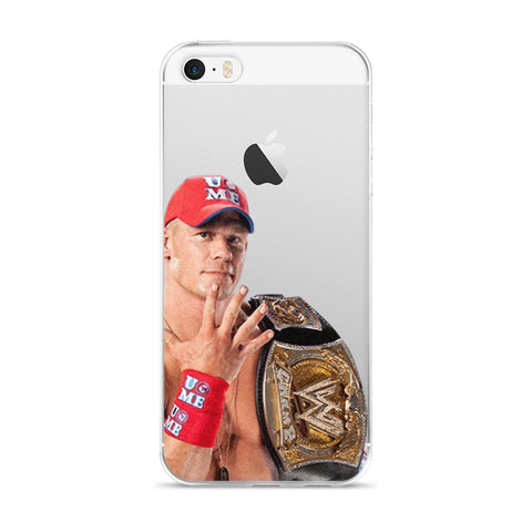 John Cena iPhone case