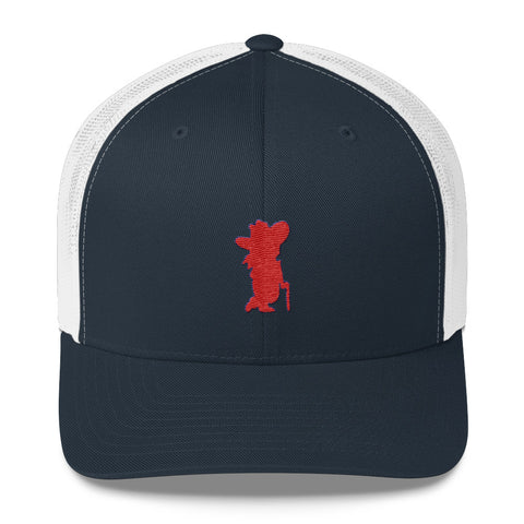Colonel Reb Trucker Cap
