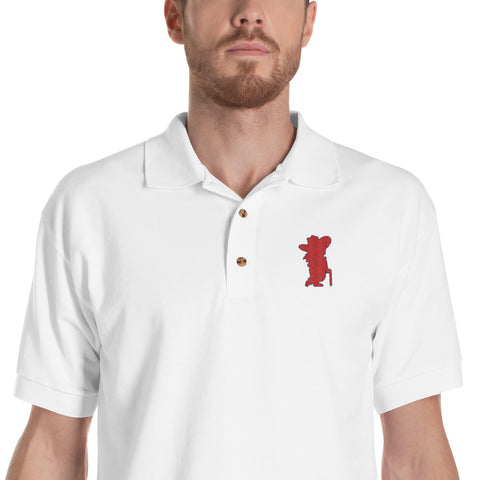 Ole Miss inspired Colonel Reb Polo
